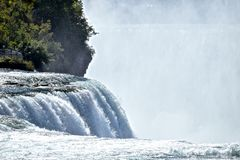 Free Waterfalls At Niagara Falls State Park In New York Stock Photography - 45107212