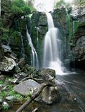 Waterfalls in Australia Royalty Free Stock Photos