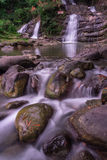 Waterfalls. Bidadari waterfalls sumuwono central java indonesia Royalty Free Stock Images