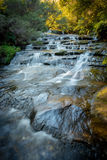 Waterfalls in Blue Mountains national park Royalty Free Stock Image