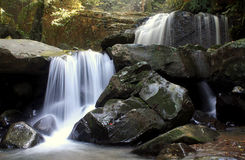 Waterfalls in Borneo Royalty Free Stock Photography