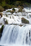 Waterfalls cascade river Stock Photography