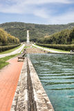 Waterfalls at Caserta Royalty Free Stock Image