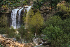 Waterfalls Catafurco - Corleone Stock Images