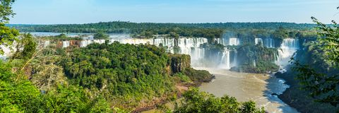 Free Waterfalls Cataratas Foz De Iguazu, Brazil Stock Photo - 167429980