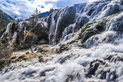 Waterfalls in China Stock Images