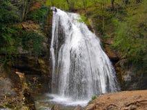 Waterfalls. Crimea. Stock Photo