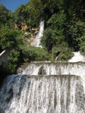 Waterfalls in Edessa, Greece Stock Photo