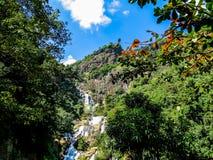 Waterfalls of Ella-Bandarawela Stock Photo