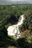 Waterfalls in Ethiopia Stock Image