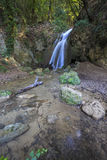 Waterfalls in Foligno in Italy Stock Photography