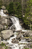 Waterfalls in High Tatras Stock Image