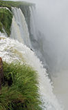 Waterfalls of Iguazu, Argentina Stock Photo