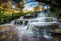 Free Waterfalls In Blue Mountains National Park Royalty Free Stock Photo - 73959225