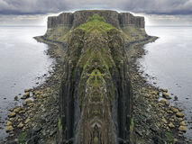 Waterfalls island of Skye in August Stock Photo