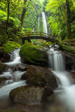 Waterfalls. Jumog waterfalls central java indonesia Royalty Free Stock Photography