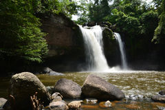 Waterfalls in jungle Stock Photos