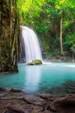 Waterfalls kanchanaburi Stock Images