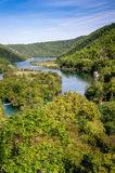 Waterfalls Krka Royalty Free Stock Photo