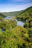 Waterfalls Krka Royalty Free Stock Photo