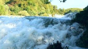 Waterfalls, Krka NP, Dalmatia, Croatia, Europe Royalty Free Stock Photo