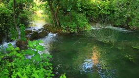 Waterfalls, Krka NP, Dalmatia, Croatia, Europe Royalty Free Stock Images