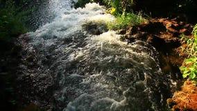Waterfalls, Krka NP, Dalmatia, Croatia, Europe Stock Photography