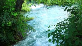 Waterfalls, Krka NP, Dalmatia, Croatia, Europe Stock Images
