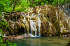 Waterfalls Krushuna Royalty Free Stock Images