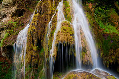 Waterfall scenery Royalty Free Stock Photos