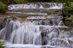 Waterfalls of Krushuna Stock Photos