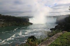 Waterfalls Landscapes Niagara Falls , Toronto Stock Photos