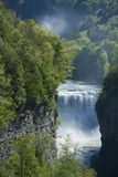 Waterfalls of Letchworth Royalty Free Stock Photo