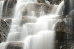 Waterfalls misty Royalty Free Stock Photography