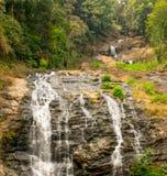 Waterfalls in jungle  landscape Stock Photo