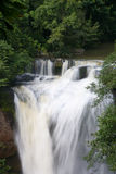 Waterfalls Nature Landscape Stock Image