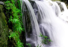 Waterfalls Nature Landscape Stock Images