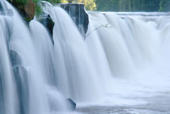 Waterfalls Nature Landscape Royalty Free Stock Photography