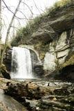 Waterfalls in North Carolina Mountains Stock Image