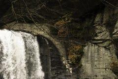 Waterfalls in North Carolina Mountains Royalty Free Stock Image