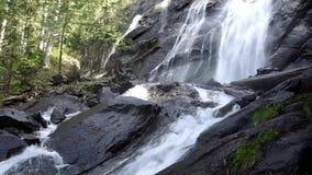 Waterfalls stock footage