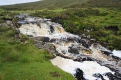 Waterfalls on River Rha Royalty Free Stock Photography