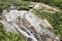 Waterfalls in sapa, vietnam Stock Photo