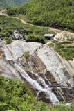 Waterfalls in sapa, vietnam Stock Images