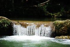 Waterfalls at Saraburi Thailand Royalty Free Stock Image