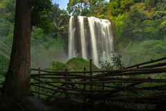 Waterfalls. Sewu waterfalls central java indonesia Royalty Free Stock Photos