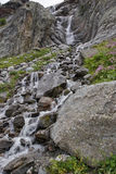 Waterfalls Sofia, Caucasus, Russia. Royalty Free Stock Photography