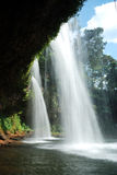 Waterfalls in south Laos. Royalty Free Stock Images