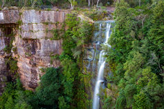 Waterfalls in Southern Highlands. royalty free stock image