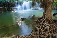 Waterfalls in Thailand Stock Photo
